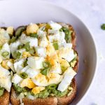 Avocado Toast With Hard Boiled Eggs-2