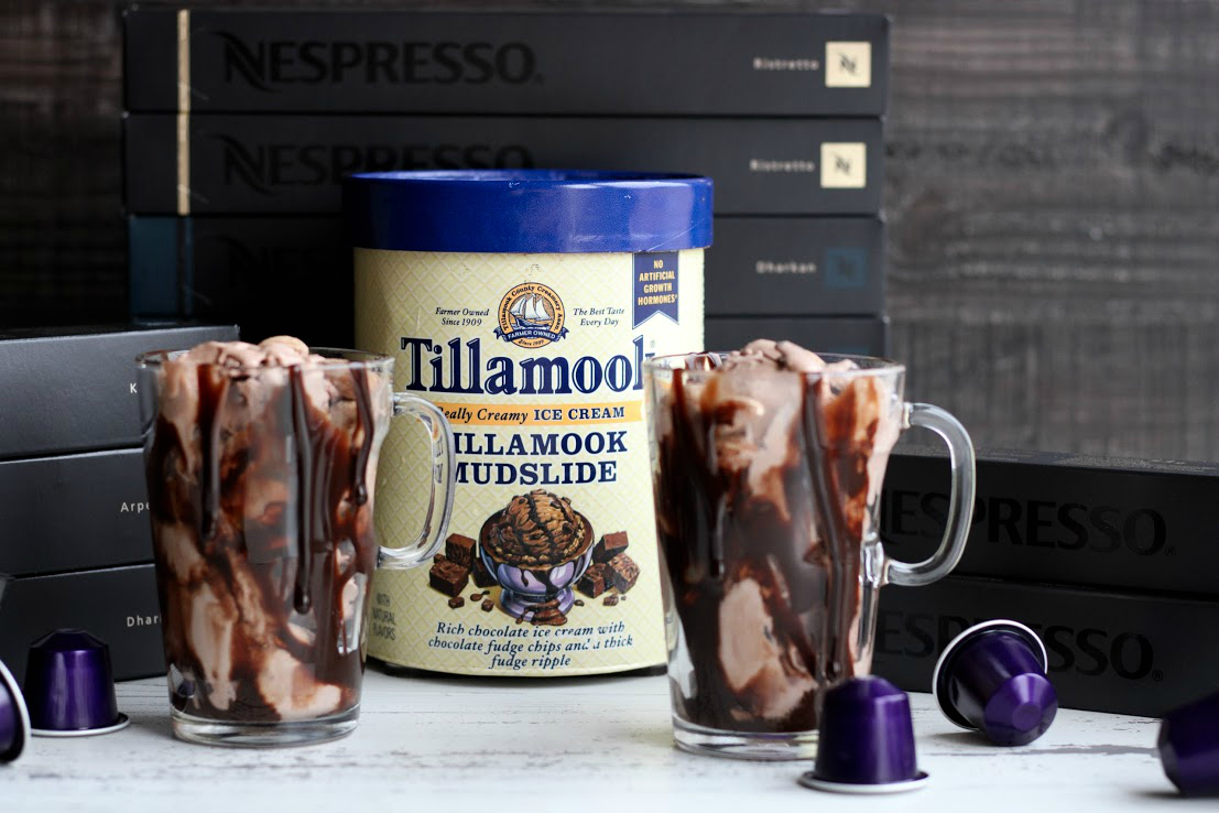 Chocolate Affogato