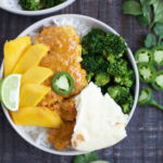 Yellow Thai Coconut Curry Bowls
