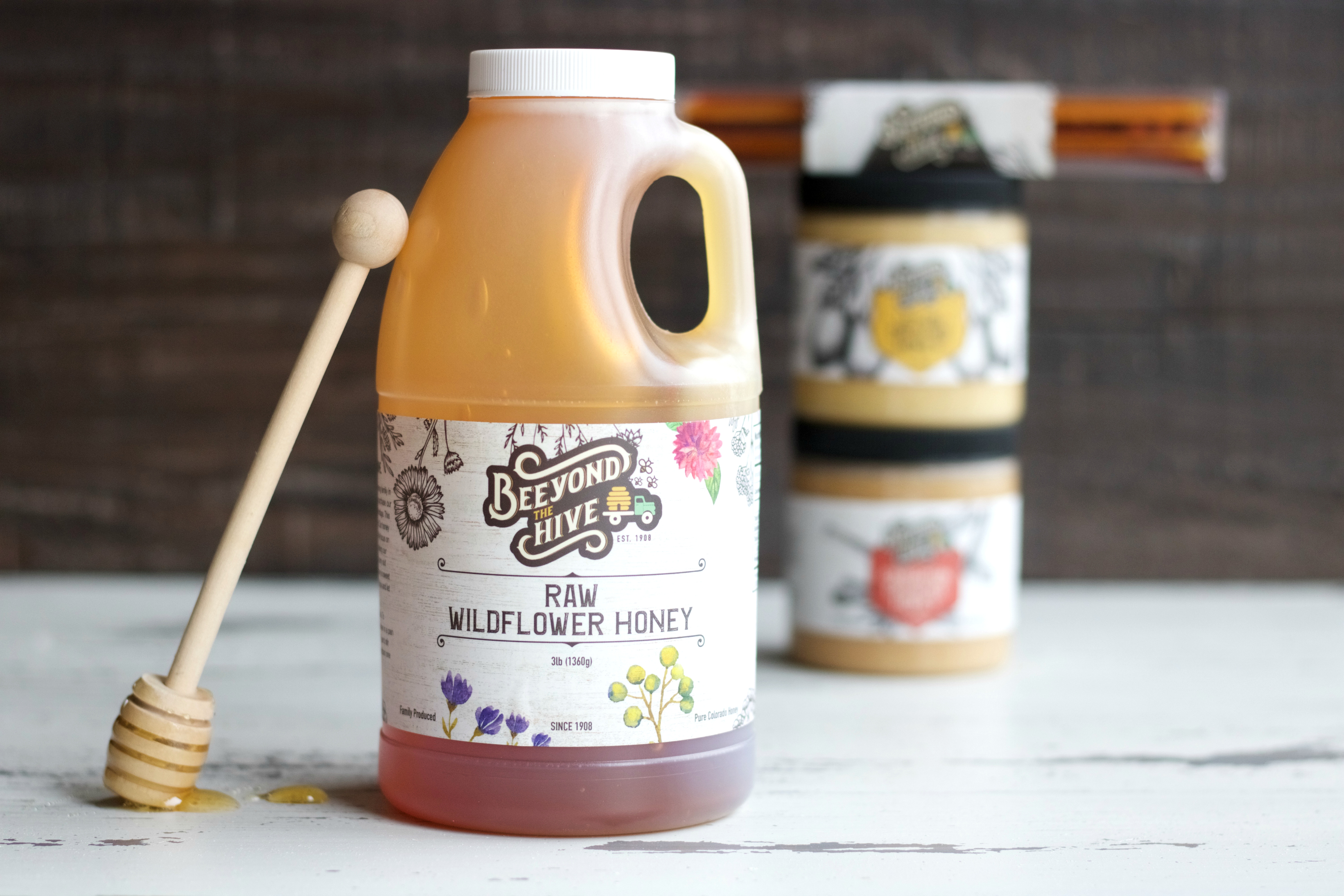 Beeyond The Hive Honey Products