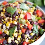 Corn & Black Bean Summer Salad