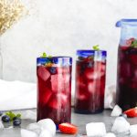 Sparkling Pomegranate Berry Punch - Blog-1
