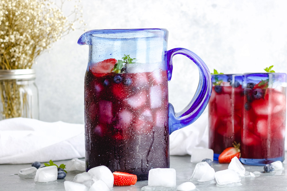 Sparkling Pomegranate Berry Punch - Blog-3