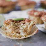 Apple Cinnamon Zucchini Muffins With Cinnamon Crumb Topping-3