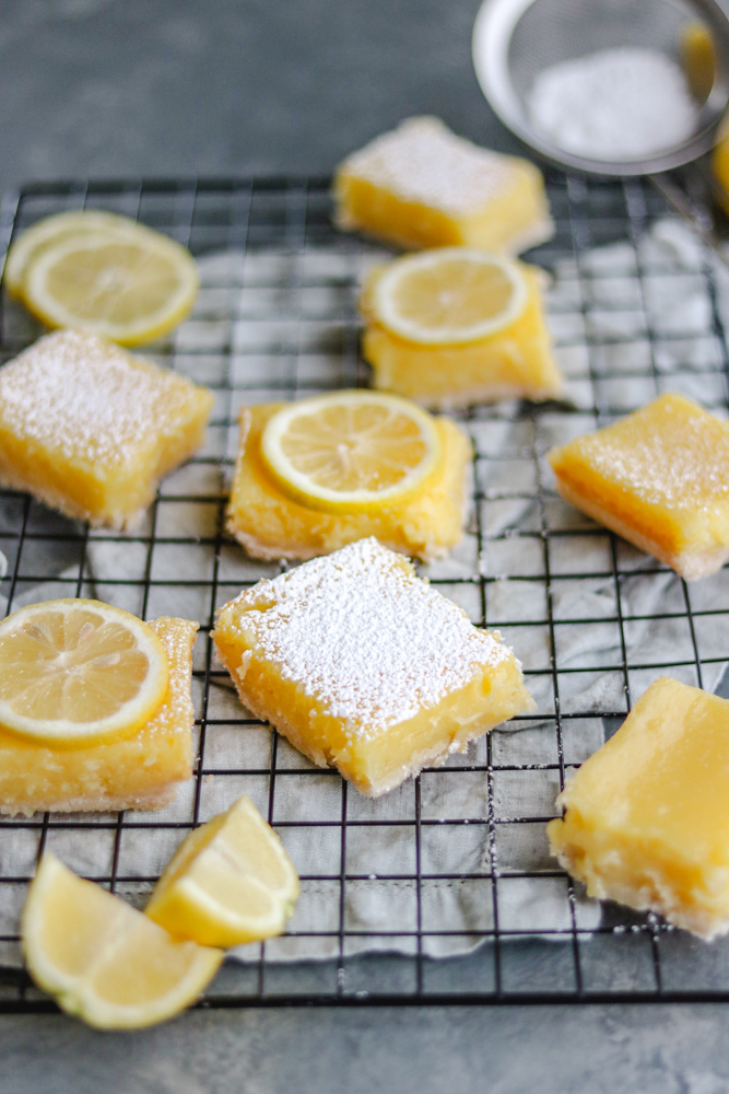 Shortcut No-Fuss Meyer Lemon Bars - Blog-1