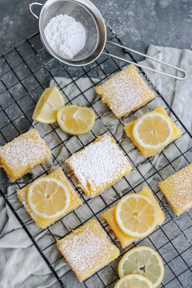 Shortcut No-Fuss Meyer Lemon Bars - Blog-2