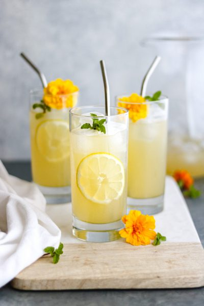 Fresh Squeezed Homemade Lemonade - Blog-3
