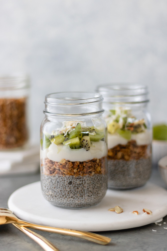 Loaded Kiwi Chia Pudding (Dairy & Gluten-Free) - Blog-1