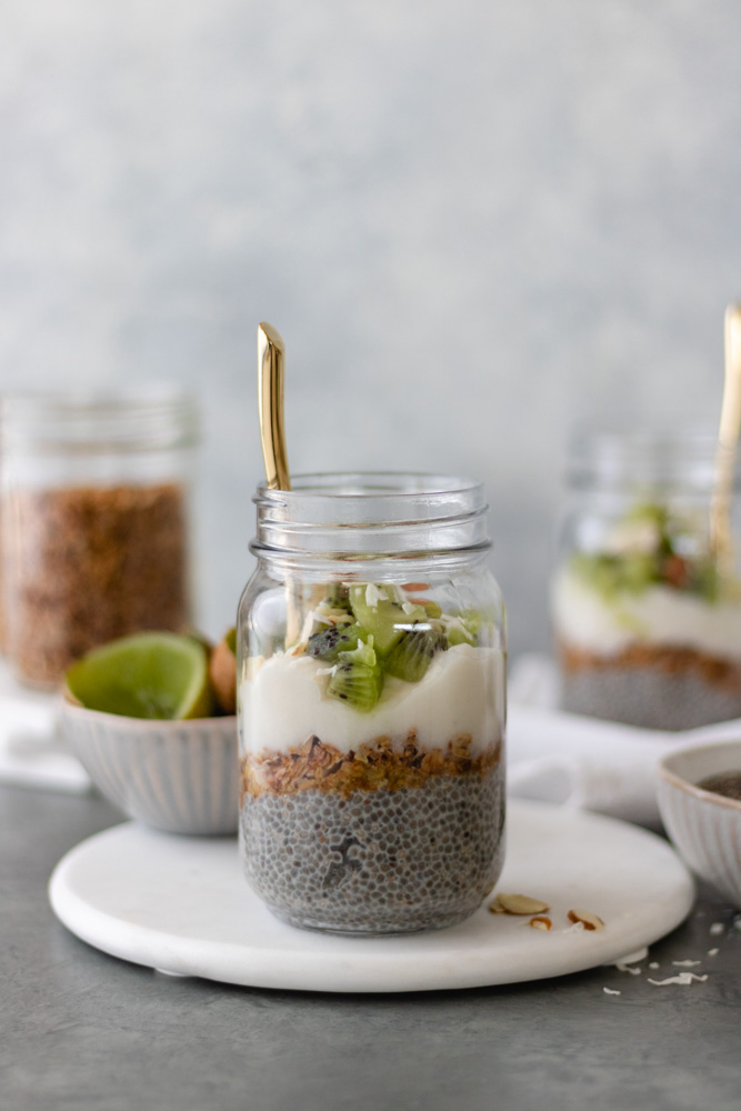 Loaded Kiwi Chia Pudding (Dairy & Gluten-Free) - Blog-3