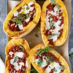 Parmesan Spaghetti Squash with Spicy Sausage - Blog-1