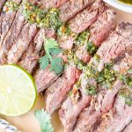 Grilled Flank Steak with Chimichurri - Blog-2