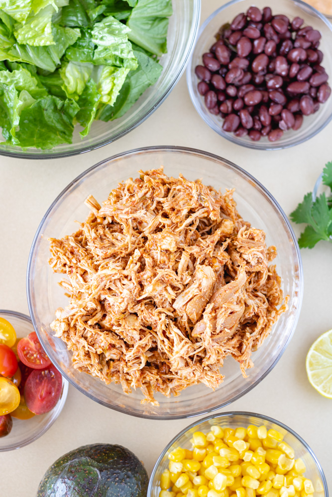 Slow Cooker Salsa Chicken - Blog-1