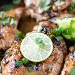 Creamy Coconut Cilantro-Lime Chicken - Blog-2