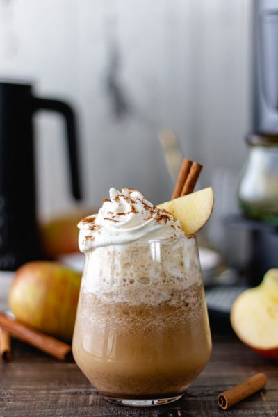 Apple Pie Espresso Frappuccino - Blog-3