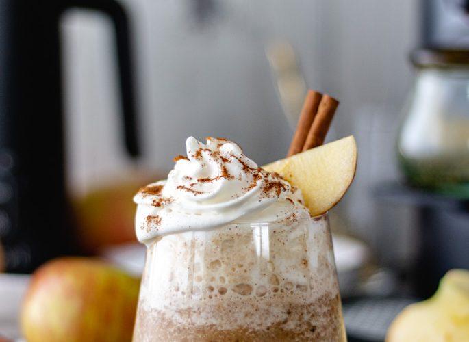 Apple Pie Espresso Frappuccino