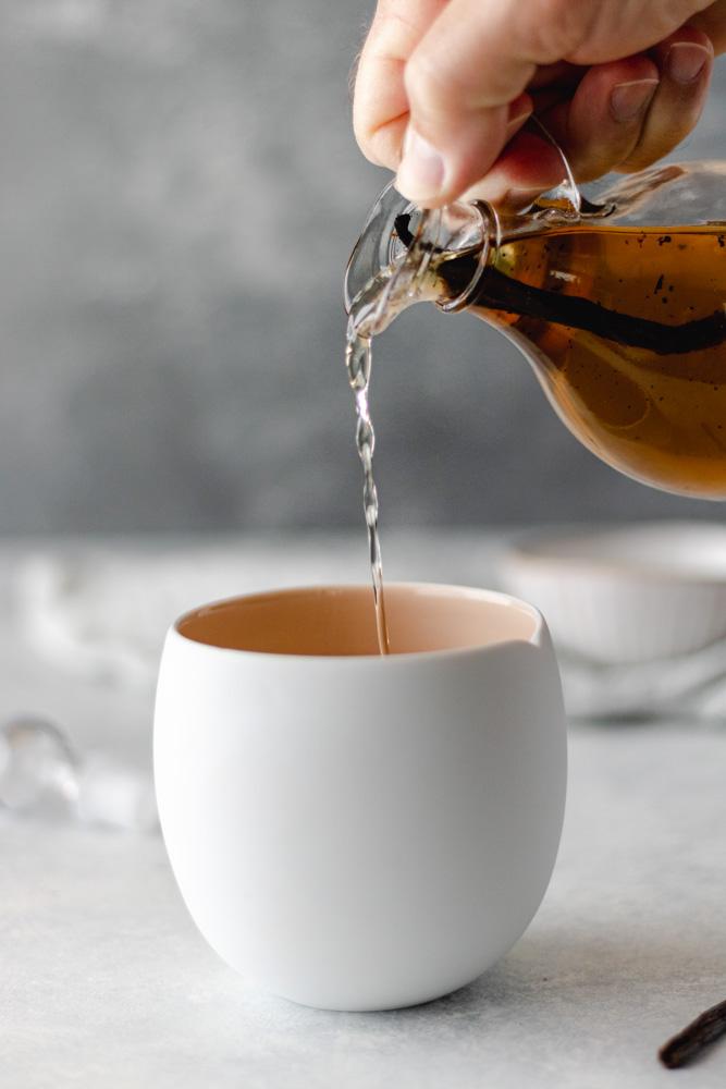 Vanilla Bean Coffee Simple Syrup - Blog-3