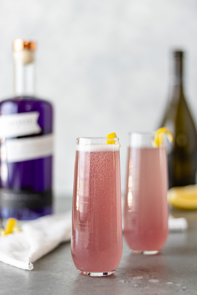 French 75 Cocktail with Empress - Blog-2