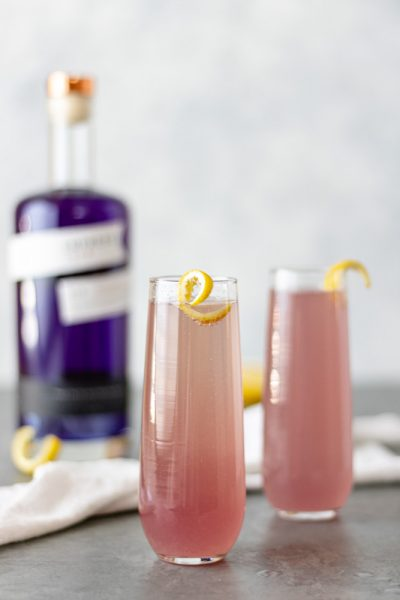 French 75 Cocktail with Empress - Blog-3