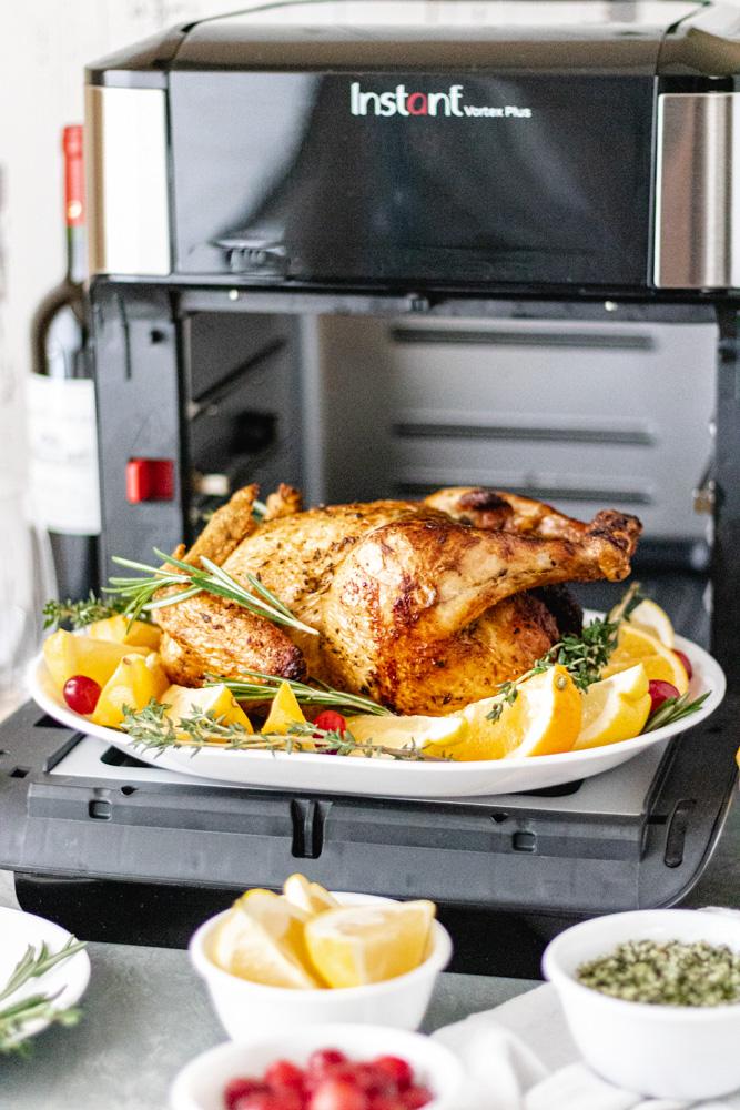 Fresh Herb-Garlic Roasted Chicken - Blog-3