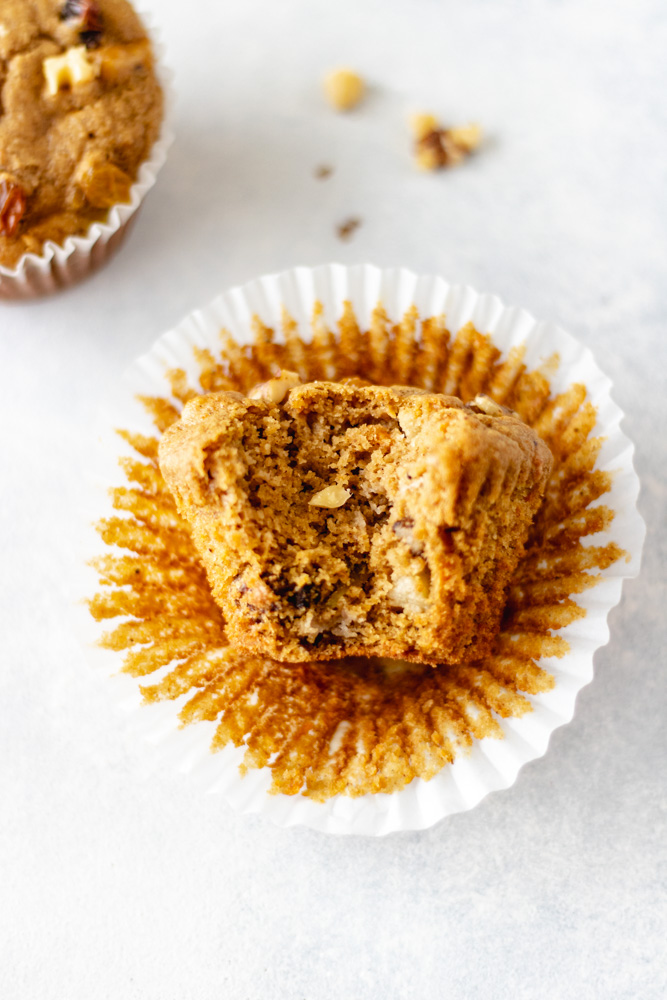 Chai-Sweet Potato Breakfast Muffins - Blog-4
