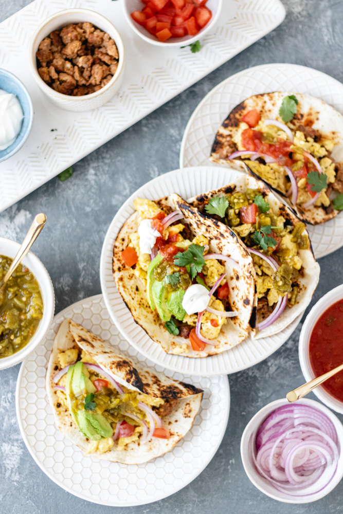 Loaded Breakfast Taco Bar - Blog-4