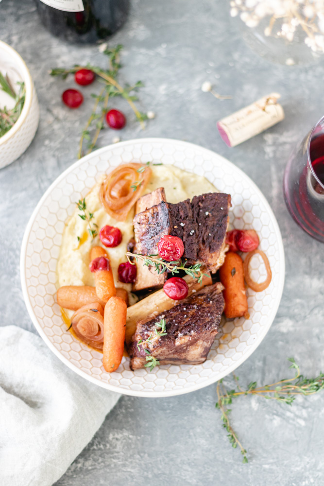 Braised Short Ribs with Cranberries - Blog-3