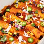 Easy Southwest Chicken Enchiladas - Blog-3