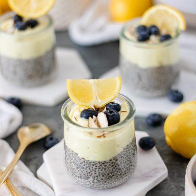 Lemon Curd Chia Parfaits - Blog-2